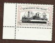 Buy Scott #3192 REMEMBER THE MAINE US 1998 Stamp SINGLE Unused