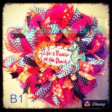 Buy Summer Wreath