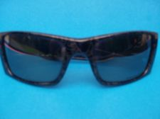 Buy OAKLEY FUEL CELL BLACK GREY MIX OO9096-07 WITH 60-19 USED GOOD CONDITION