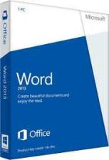 Buy Microsoft Word 2013 (32/64-bit) (1PC/1User)