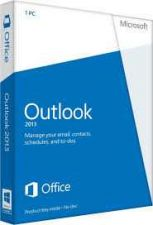 Buy Microsoft Outlook 2013 (32/64-bit) (1PC/1User)