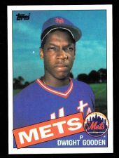Buy DOC GOODEN ROOKIE CARD • • • • 1985 Topps #482
