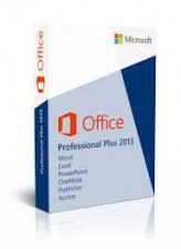 Buy Microsoft Office Professional 2013 (1PC/1User) License and download link