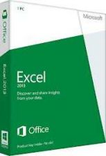 Buy Microsoft Excel 2013 (1PC/1User)