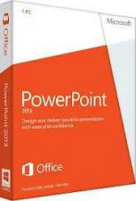 Buy Microsoft PowerPoint 2013 (1PC/1User)