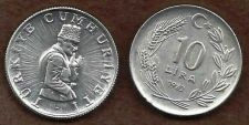Buy TURKEY 10 LIRA 1982 MEN CRESCENT STAR