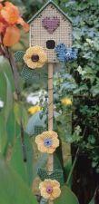 Buy Birdhouse Garden Poke Plastic Canvas PDF Pattern Digital Delivery