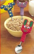 Buy Spoon Toppers Plastic Canvas PDF Pattern Digital Delivery