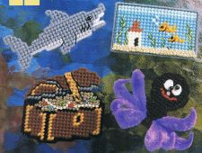 Buy Undersea Magnets Plastic Canvas PDF Pattern Digital Delivery