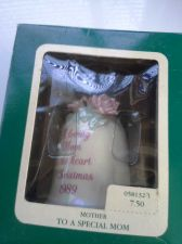 Buy Carlton Heirloom COllection Christmas Ornamenet - Bell 1989