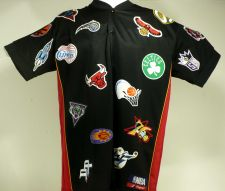 Buy Official NBA Majestic Men's 2003 Atlanta All Star Game Warm Up Jacket with Logos
