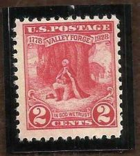 Buy 1928 US 2c Washington at Prayer
