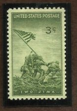 Buy US #929 US MARINES-IWO JIMA 1945 WWII ERA Stamp
