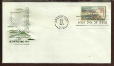 Buy 1964 Nevada Statehood US First Day Cover