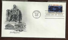 Buy # 1233 EMANCIPATION PROCLAMATION 1963 Artmaster First Day Cover
