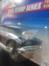 Buy Hot Wheels,1995 Steal Stamp Series '57 CHEVY # 4/4 cars.