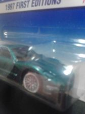 Buy Hot Wheels,1997 First Editions '97 Chevy Corvette #11/12 L@@K