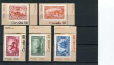 Buy Canada : #909-13 VF Mint never hinged