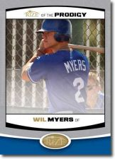 Buy Wil Myers 2012 Leaf Rize of the Prodigy #14 Rookie Card