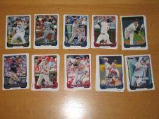 Buy 2012 Bowman Jose Reyes #96