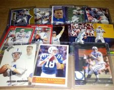 Buy Peyton Manning 2000 Fleer Boxtops #BT3 Insert