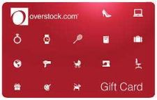 Buy SELL $25 Overstock.com Gift Card