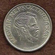 Buy Hungary 5 Forint 1983 Coin - Lajos Kossuth