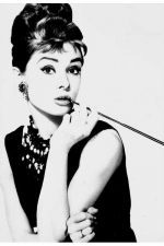 Buy AUDREY HEPBURN BREAKFAST AT TIFFANYS POSTER