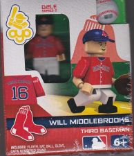 Buy Will Middlebrooks Boston Red Sox OYO Baseball figure Series 2 G2LE