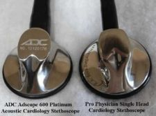 Buy RA Bock Diagnostics Pro Physician Single Head Cardiology Stethoscope