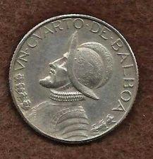 Buy Panama 1/4 Un Cuarto De Balboa 1973 Coin