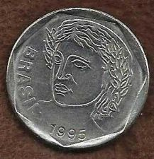 Buy 1995 BRAZIL 25 CENTAVOS