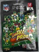 Buy smALL Pros Blind Pack NFL Series 1 McFarlane mini-figures Collect all 13!