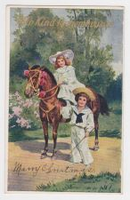 Buy Christmas early 1900's Postcard #2