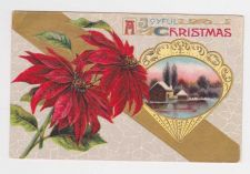 Buy Christmas early 1900's Postcard #3
