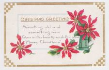 Buy Christmas early 1900's Postcard #4