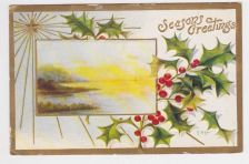 Buy Christmas early 1900's Postcard #5