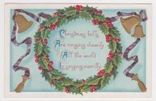 Buy Christmas early 1900's Postcard #6