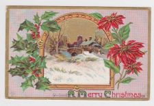 Buy Christmas early 1900's Postcard #7