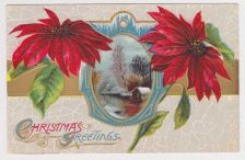 Buy Christmas early 1900's Postcard #8