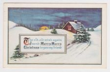 Buy Christmas early 1900's Postcard #9