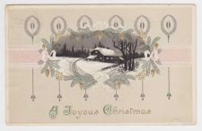 Buy Christmas early 1900's Postcard #11