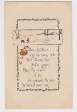 Buy Christmas early 1900's Postcard #13