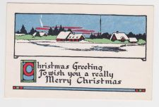 Buy Christmas early 1900's Postcard #16