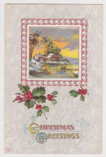 Buy Christmas early 1900's Postcard #20