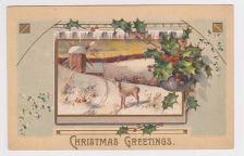 Buy Christmas early 1900's Postcard #22