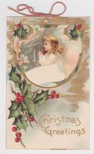 Buy Christmas early 1900's Postcard #23