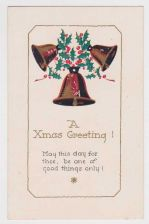 Buy Christmas early 1900's Postcard #24