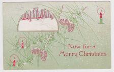 Buy Christmas early 1900's Postcard #26