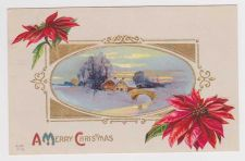 Buy Christmas early 1900's Postcard #27